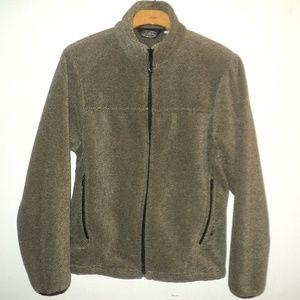 Black Diamond Men's M Fleece Jacket Black & Tan